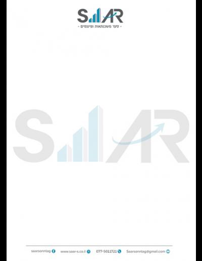 דפי לוגו סער משכנתאות ופיננסים